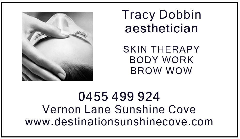 Tracy Dobbin Aesthetician